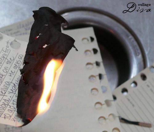 1-burning