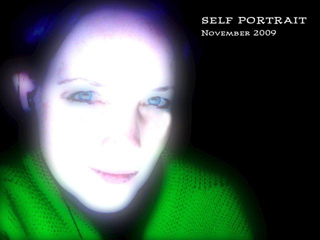 Selfportrait-nov09