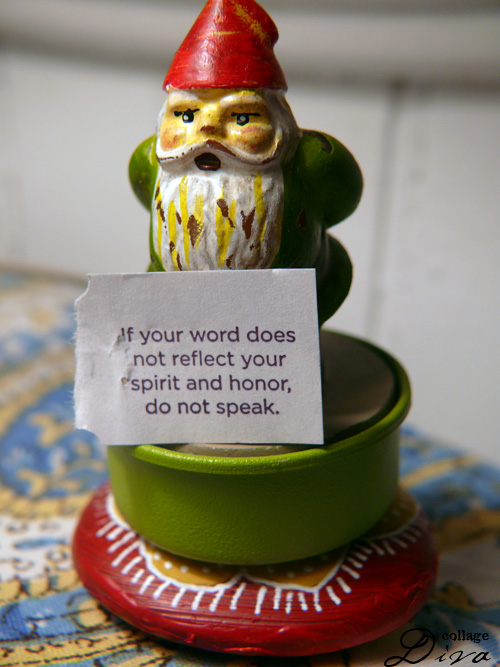 Gnomespeak