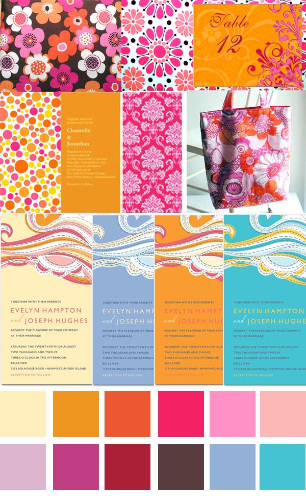 Colorstudy-pinkorangecrush