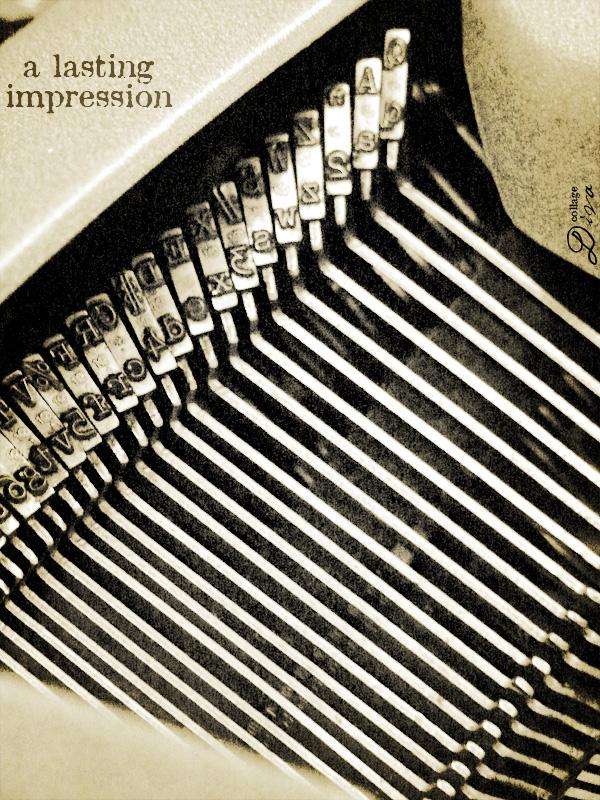 Typewriter-altered