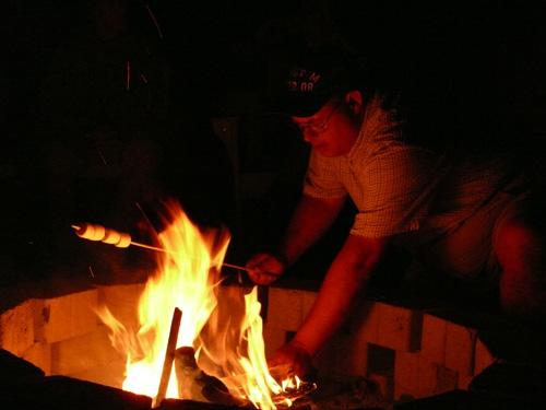 17-campfire