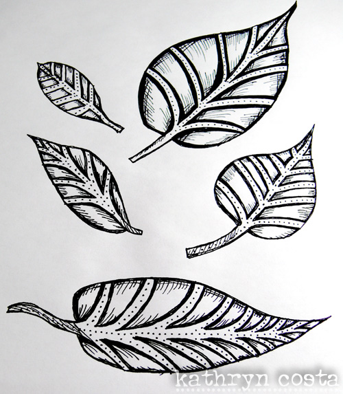 1-leaf-vein