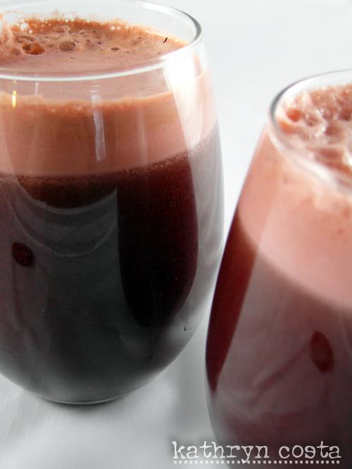 Juice-veggie