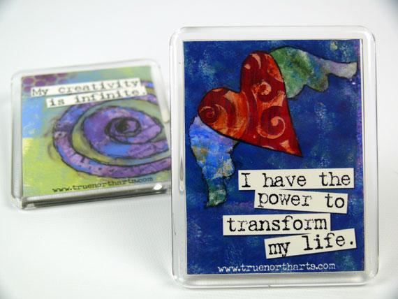 Magnet-transform