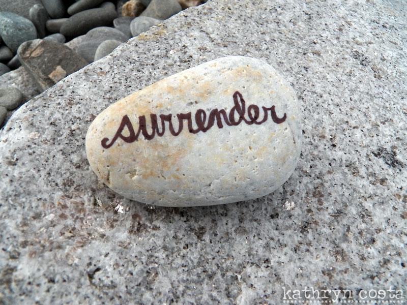 1-surrender
