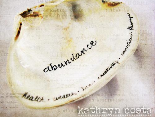 Abundance-shell