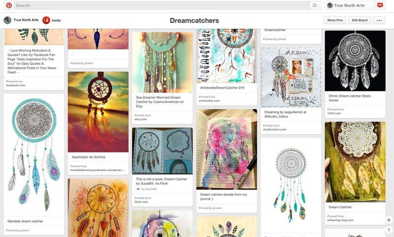 Pinterest-dreamcatchers