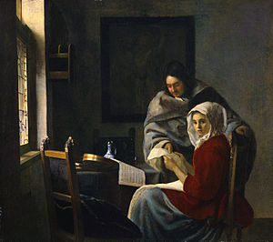 300px-Vermeer_Girl_Interrupted_at_Her_Music