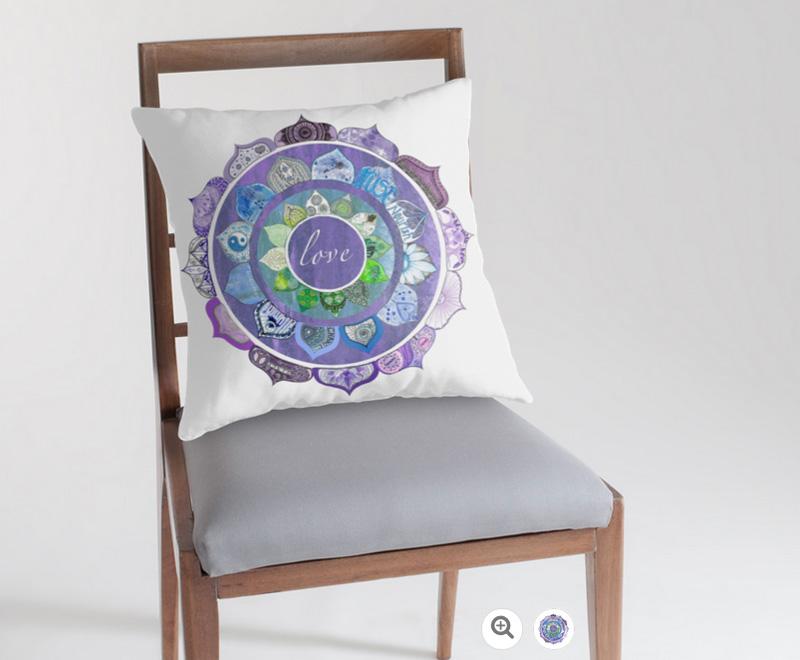 LotusMandala-Pillow