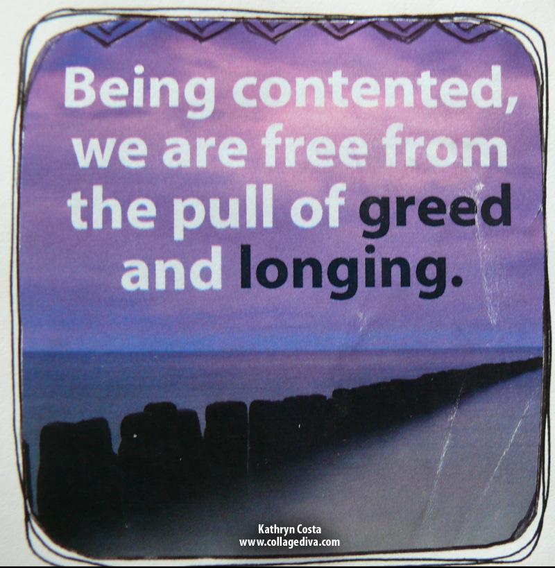 3-contentment